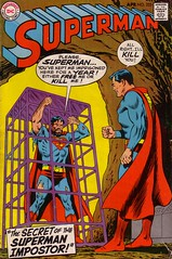 Superman #225 (micky the pixel) Tags: comics comic dc superman käfig cage curtswan