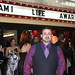 At the Miami Life Awards on Februrary 13th, 2011 where we would win three Awards: Best Short Film, Best Actress for Julie Ferrer and Best Director for Agatino Zurria