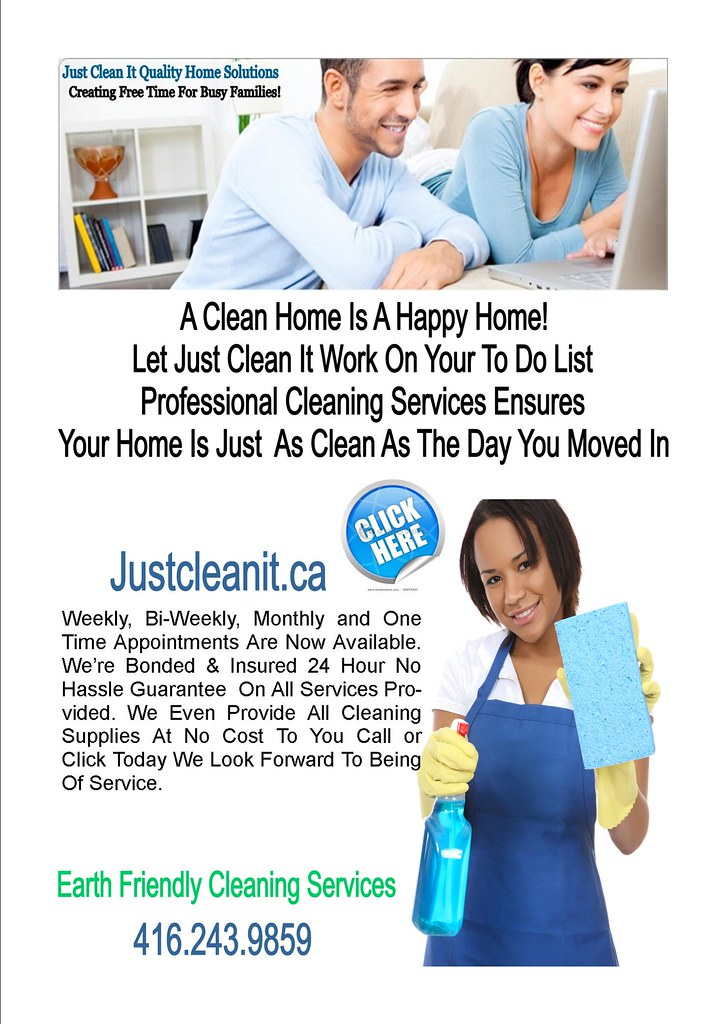 Condo & House Cleaning Services Toronto