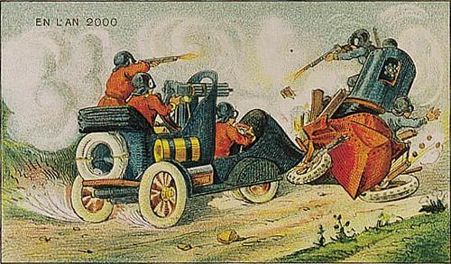 autos de guerra