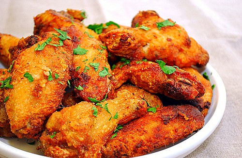What's Cookin, Chicago?: Lemon Pepper Chicken Wings