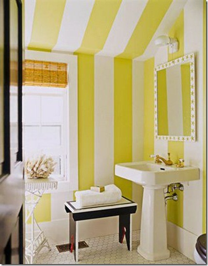 yellow-bathroom-stripes