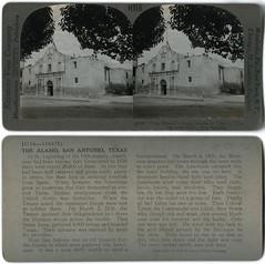 The Alamo, Texas cradle of liberty (SMU Central University Libraries) Tags: texas alamo texasrevolution texaswarofindependence
