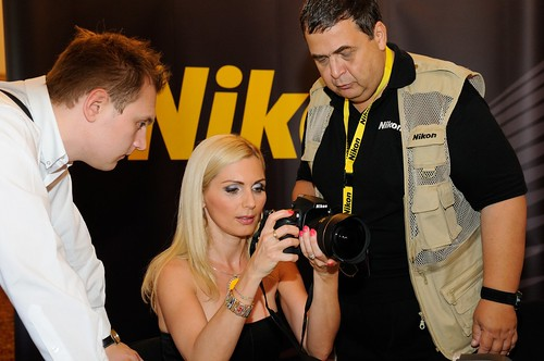 Nikon D700 launching event 10