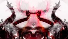 Rhino (detalle) (MrChain) Tags: colombia bogota beetle radiation filter rhino repetition xxx cucarron mrchain