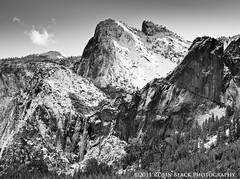 Snow on Bridalveil Falls (Robin Black Photography) Tags: california blackandwhite bw white snow ice monochrome landscape waterfall nationalpark ngc scenic falls explore valley yosemite granite yosemitenationalpark sierras icy grandview bridalveil sierranevada naturalwonder iconic nationaltreasure naturesbest valleyview highsierra nationalgeographic bridalveilfall clearingstorm explored rangeoflight outdoorphotographer canon5dmarkii
