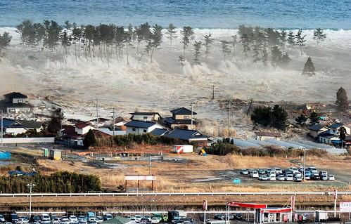 Japan tsunami, Natori (NY Times)
