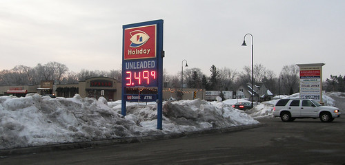The unleaded, friday