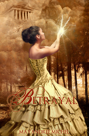 April 1st 2011 by CreateSpace     Betrayal (The Descendents #1) by Mayandree Michel