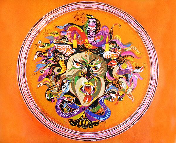 Erni Cabat (Magical World Of Monsters 1992) Medusa2