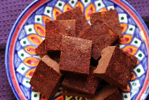 Mexican Spice Adzuki Bean Fudge (gluten-free, dairy-free, cane sugar-free, low sugar) - Affairs of Living - gluten-free, allergy-friendly, and whole foods recipes, resources, and tips