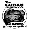 T-shirt for the Cuban sandwich