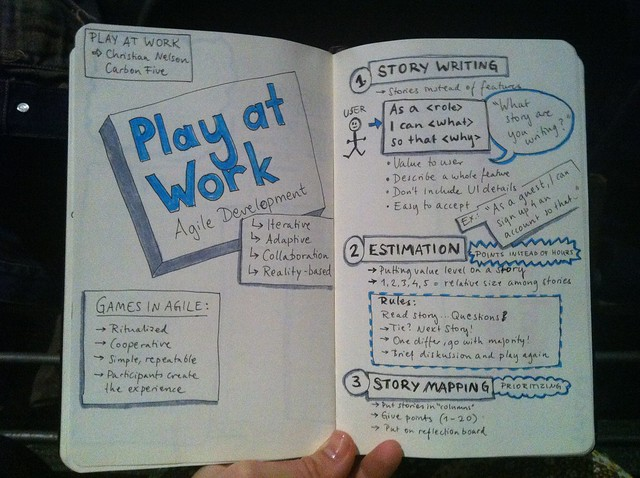 Play at work - Christian Nelson at Carbon Five