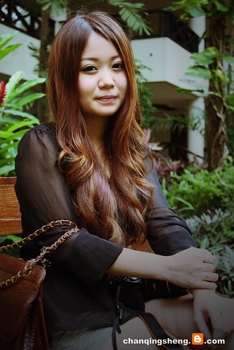 Vivian photoshoot