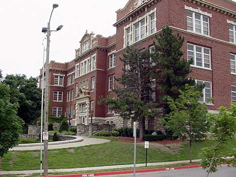 Westport High School - Kansas City