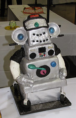 Corky the Robot