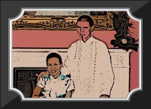 Filipina-Italian intercultural marriage