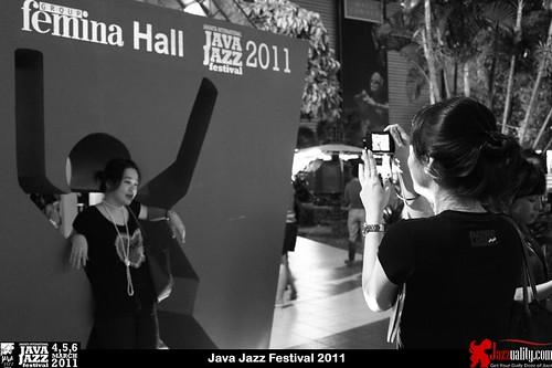 Memorabilia at JJF 2011
