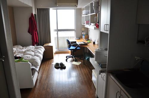 Japan Earthquake: my room