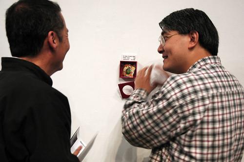 Emerging Curators Show 2011 - OB Marker, 1999