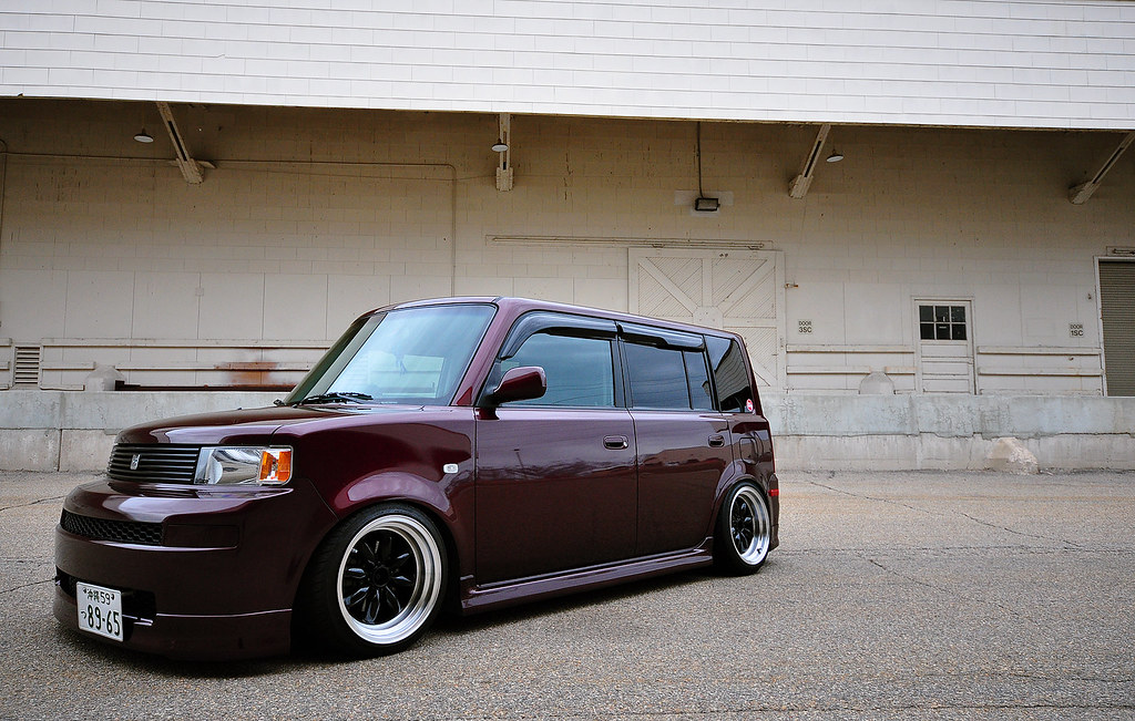 Scion XB Forum   View Single Post   FS: Niku0027s Stanced 2005 XB $11,000 Or  $9,000