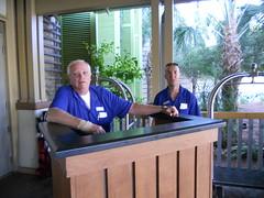 Bell Desk at WaterColor Inn & Resort