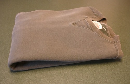 Folded Sweatshirt