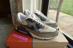 Nike Air Max 90 'Miller' ('04). (gooey_wooey) Tags: mesh running sneakers trainers nike miller pack kicks 90 airmax