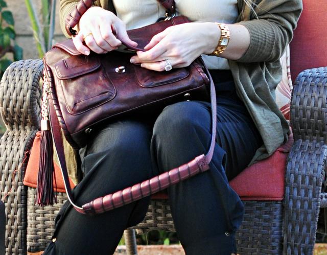 shopping, clothes, man repeller, karen zambos, vintage pants, vintage belt, cynthia rowley handbag and tom ford cat eye sunglasses, DSC_0323