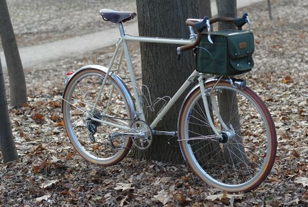 Touring Mountain Bike Vintage