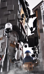 H. P. Lovecraft - The Shadow over Innsmouth (Xenomurphy) Tags: lego lovecraft vignette innsmouth