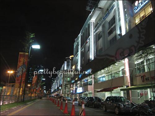 Solaris Dutamas Building