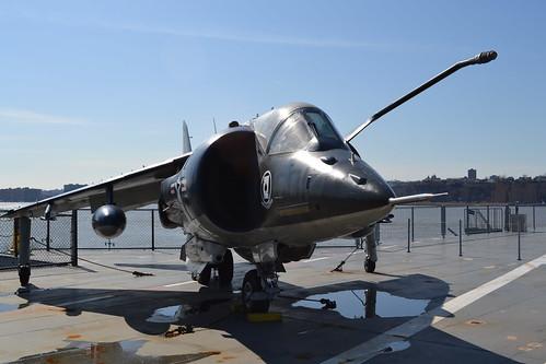 Hawker Siddeley AV-8C Harrier