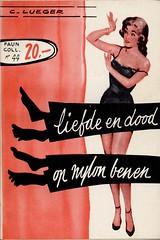 Faun 44 (uk vintage) Tags: faun conaldlueger conaldleuger liefdeendoodopnylonbenen