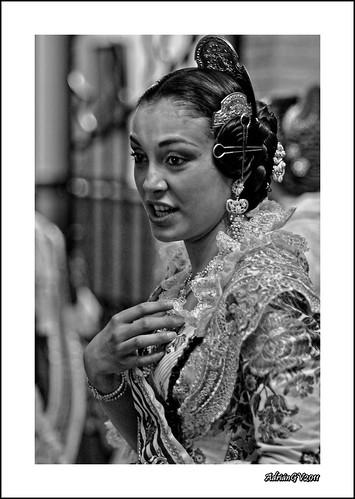 Fallera Suecana by ADRIANGV2009