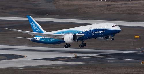 Boeing 787 Dreamliner 3 by grinchwslg