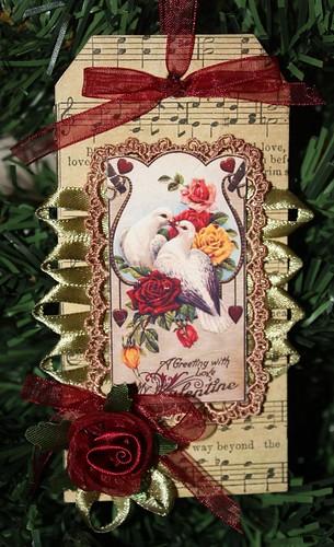 Lovebird Tag