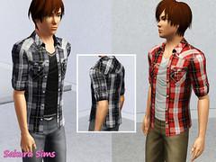 Shirt 01 for Male YA/A
