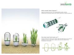 bombe verdi particolare