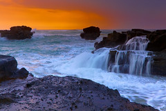Someday (tropicaLiving - Jessy Eykendorp) Tags: light sunset bali seascape beach nature canon reflections indonesia landscape lava rocks wave reverse filters volcanic 1022mm gnd cemagi singhray canoneos50d mengening