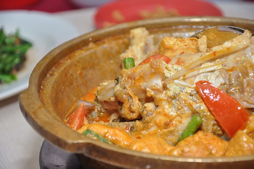 Restaurant Woo Ng Kee Curry FIsh Head