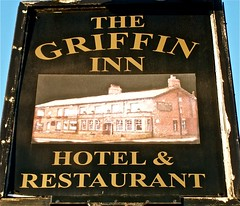 The Griffin - Eccleston, Merseyside. (garstonian) Tags: pubs realale pubsigns merseyside eccleston