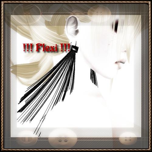 A&A Fashion Dream Earrings Black