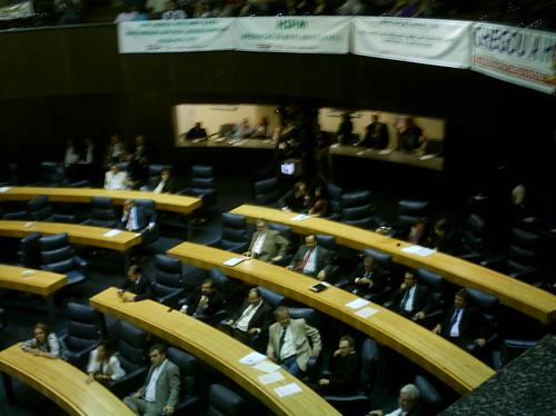 Plenário CMSP em 23/03/2011
