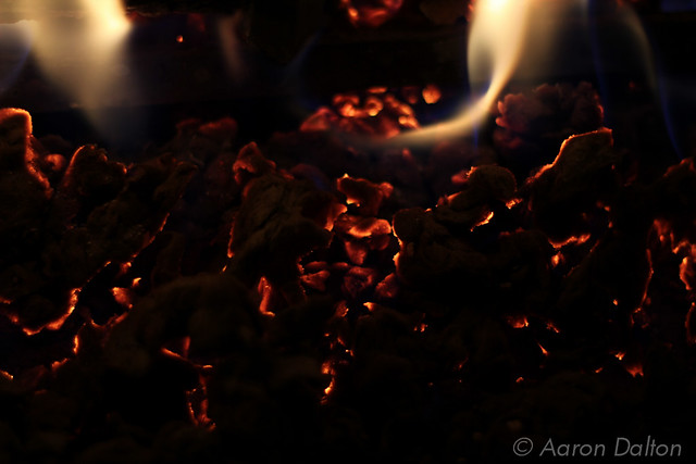 Embers in Fire