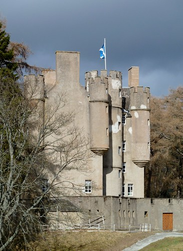 Braemar Castle, Highlands