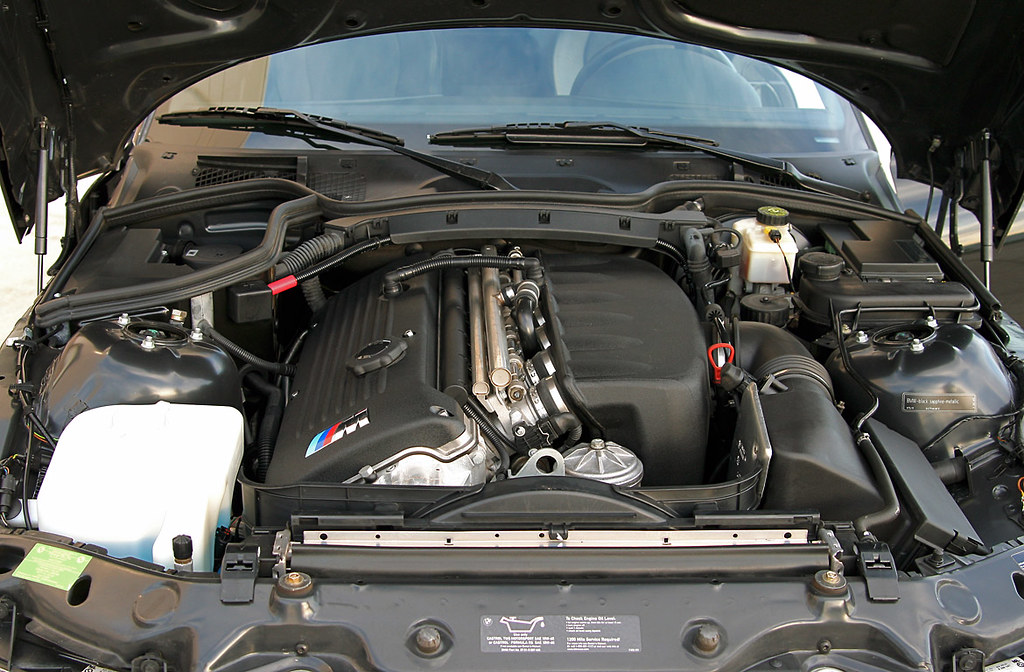 S54b32 M Coupe Black Sapphire Black Coupe