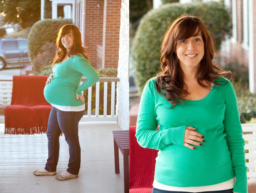 Rhett/Pregnancy Journey