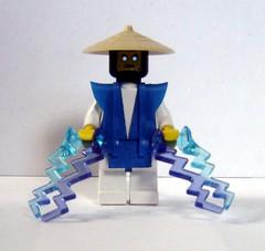 lego custom mortalkomb...