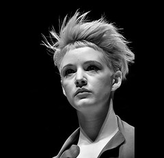 WILD STYLE (VINCENT MOYASHI) Tags: vienna portrait girl face fashion hair style blond hairstyle selectbestexcellence sbfmasterpiece